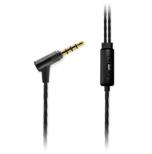 SoundMAGIC E80S Hörlurar Svart/Gunmetal