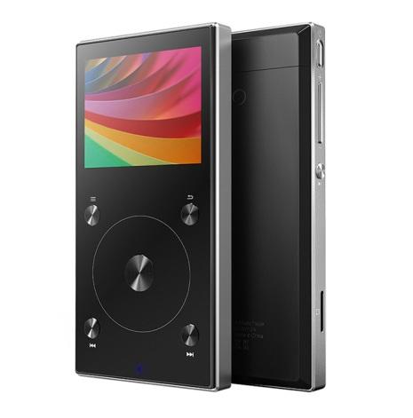 FiiO X3 Mark III Digital Audio Player Svart