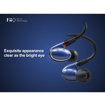 FiiO FH1 1 Dynamic + 1 Balanced Armature