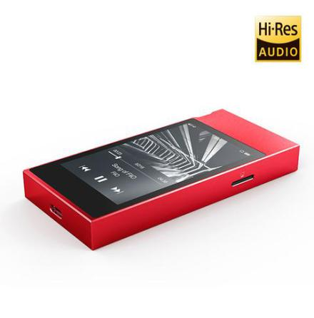 FiiO M7 Hi-Res Lossless Audio Player Bluetooth RÖD