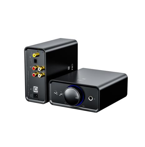 FiiO K5PRO Desktop DAC och hörlursförstärkare