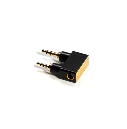 ddHiFi DJ44K 4.4mm Female to 2.5mm Male Balanced Adapter