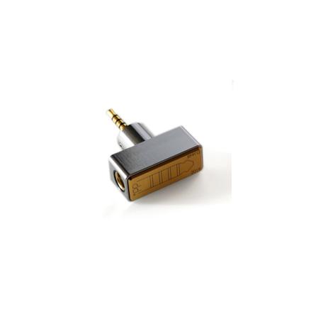 ddHiFi DJ44B 4.4mm Female to 2.5mm Balanced Adapter