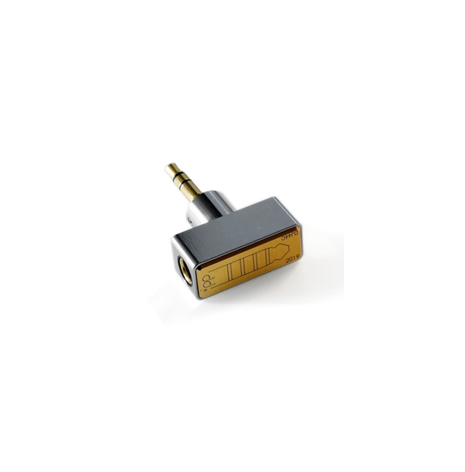 ddHiFi DJ44C 4.4mm Female to 3.5mm Headphone Adapter