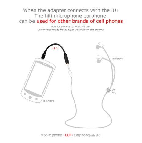 FiiO LU1 Adapterkabel