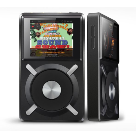 FiiO X5 Digital Audio Player