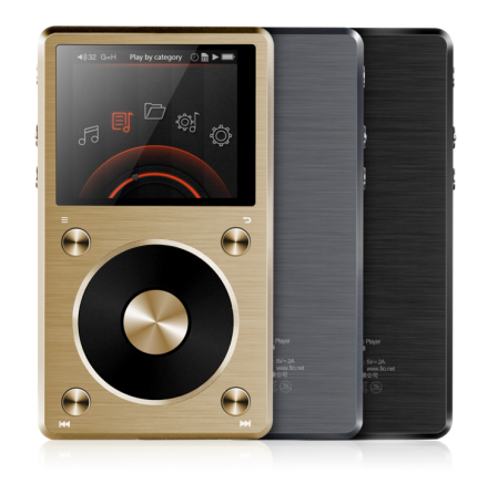 FiiO X5 II Digital Audio Player